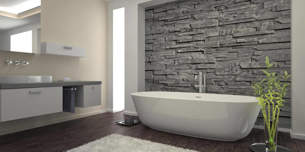 recent bathroom project by our plumber in manchester